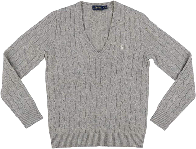 Polo Ralph Lauren Womens Wool Sweater