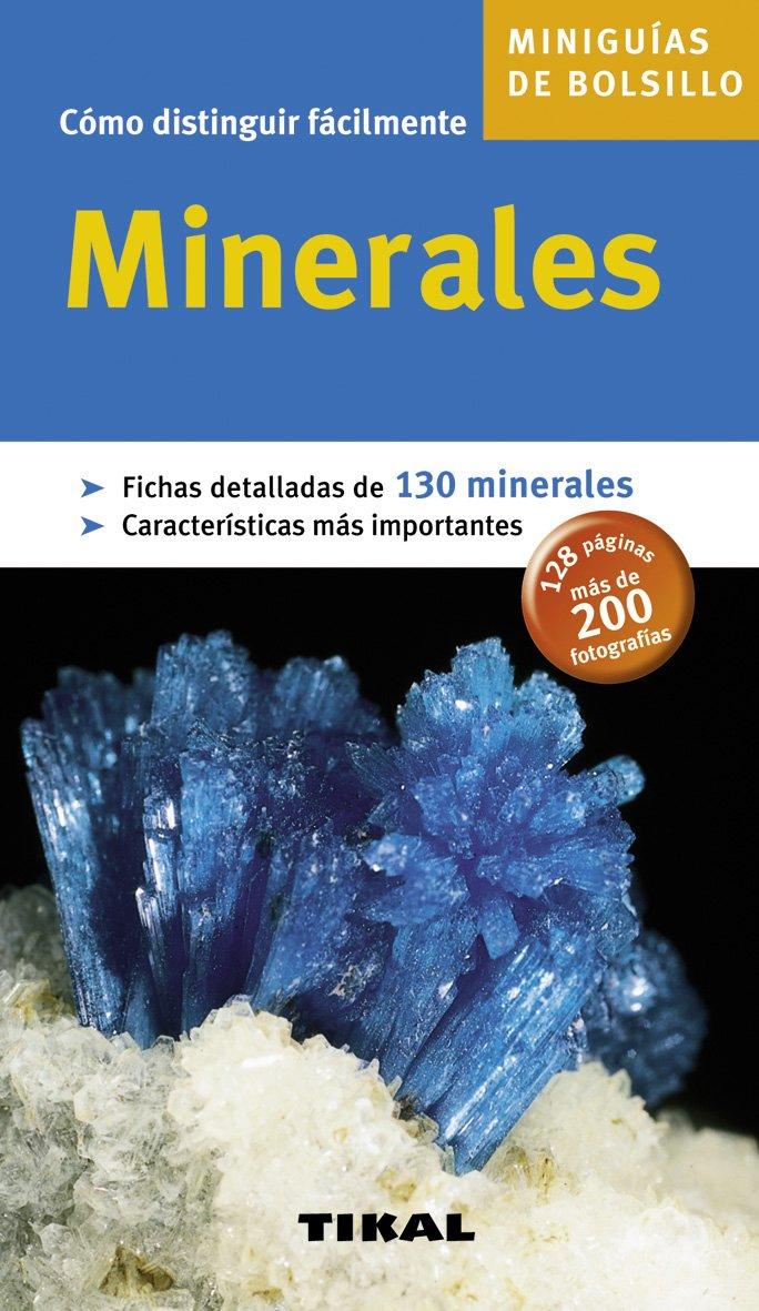 Minerales Miniguia De Bolsillo Miniguias de bolsillo: Amazon.es: Varios Autores: Libros