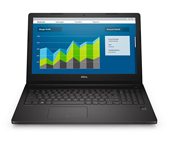 Amazon.com: Dell Latitude LAT3570-2559BLK 15.6