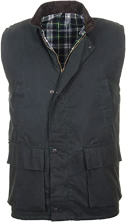 TALLA 23. Country Wear - Chaleco - para Hombre