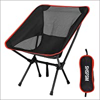 Camping Chairs (A Black)