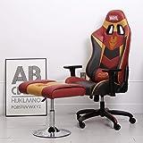Marvel Avengers Iron Man Gaming Chair Stool Desk