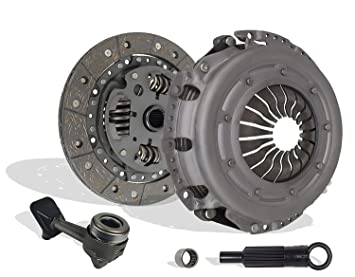 Kit de embrague y esclavo HD para Ford Focus L 4 cilindros (sólo DOHC: Amazon.es: Coche y moto