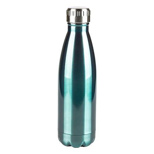 Pioneer - Botella de acero inoxidable (500 ml), acero ...