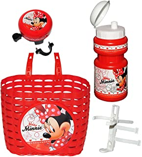 minnie mouse fahrradkorb