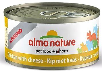 Almo Nature - Recipiente para comida de gato (24 latas), varios colores: Amazon.es: Productos para mascotas