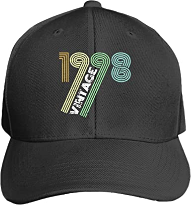 Peaked hat No Chance Today Printed Sandwich Baseball Cap for Unisex Adjustable Hat