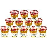 Bonne Maman Mini Preserves - Orange Marmalade - 1oz - Pack Size Option (Case of 12)