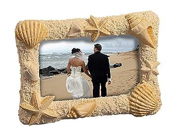 Amazoncom Beach Themed Photo Frame 1