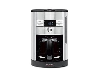 c18a99032d8 Amazon.de: Gastroback 42704 Kaffeeautomat für 12 Tassen, silber