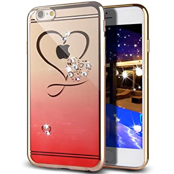 coque bling iphone 8