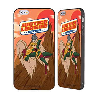 Amazon.com: Official Justice League Action Hawkman Character ...