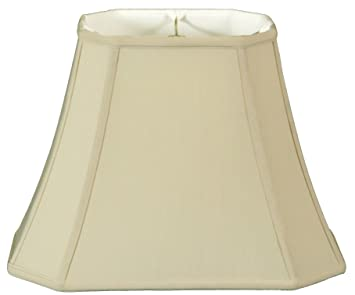Amazon royal designs rectangle cut corner lamp shade beige 7 x royal designs rectangle cut corner lamp shade beige 7 x 9 x mozeypictures Gallery