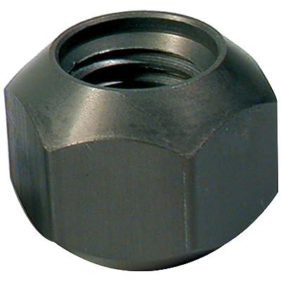 "Allstar ALL44097 Aluminum Open-Ended Lug Nut for 1"" Socket, (Pack of 10): Automotive"