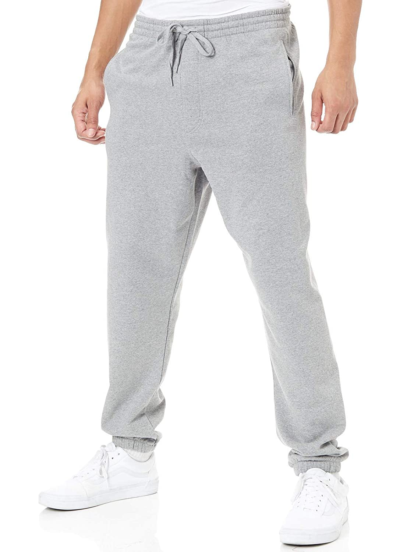 9174364373bb Vans Men s Basic Fleece Pant Sports Trousers  Vans  Amazon.co.uk  Clothing