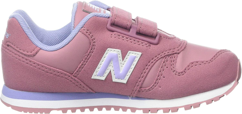 New Balance Mädchen Yv373v1 Sneaker Pink (Pink/Purple Pink/Purple)