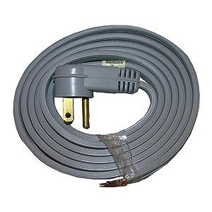 LASCO 36-5007 Dishwasher 6-Foot Three wire Pigtail
