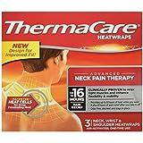 Thermacare Neck, Shoulder & Wrist HeatWraps, 8