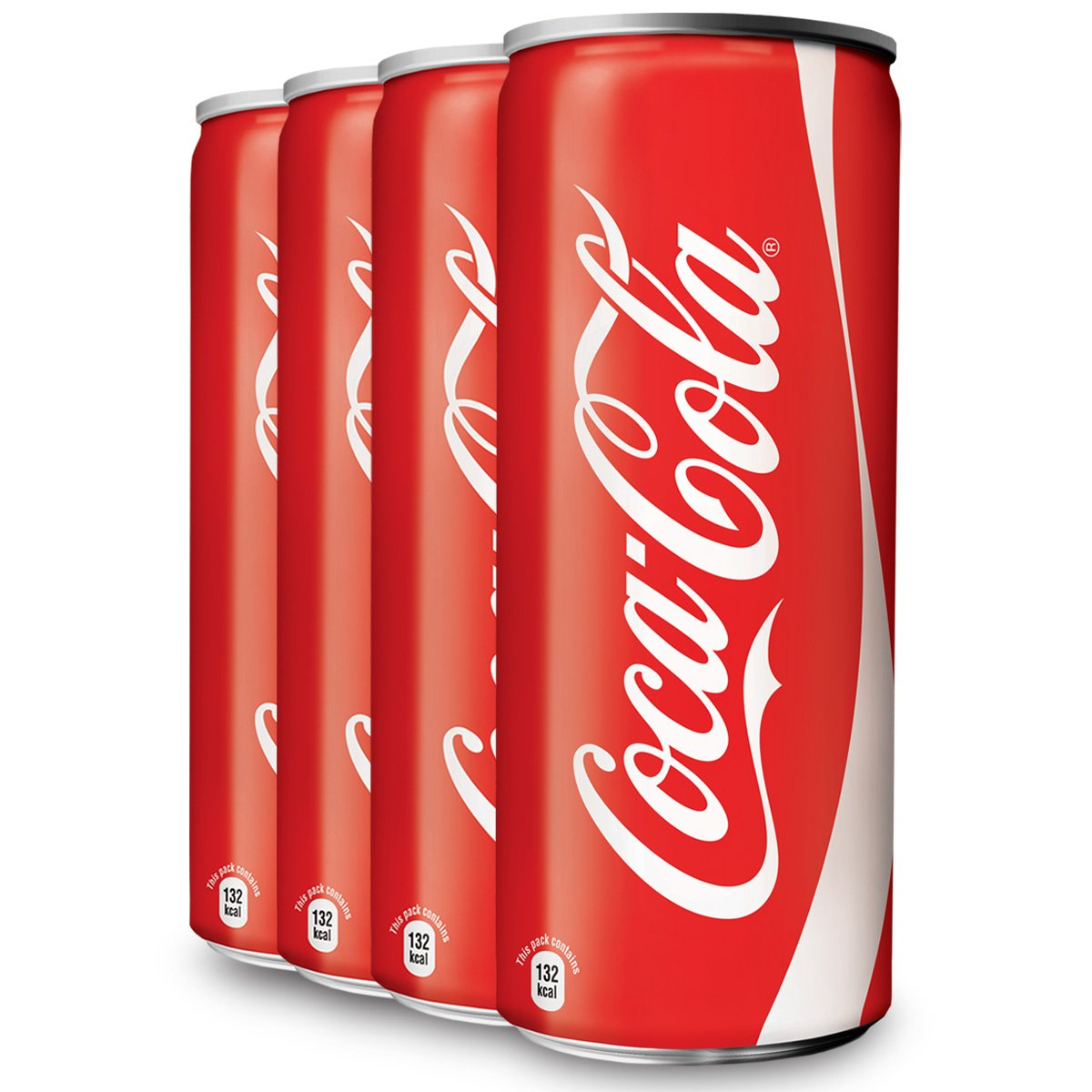 Coca-Cola Can 300ml (Pack of 4): Amazon in: Grocery