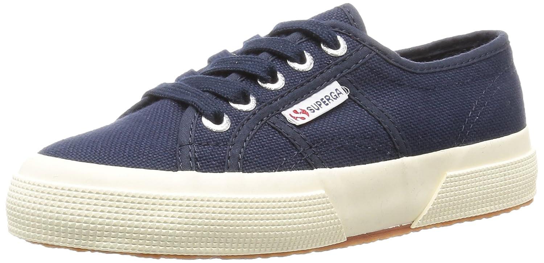 Superga 2750 Jvel Classic, Unisex-Kinder Sneakers, Blau (933), 22 EU