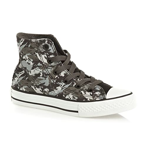 Taylor Converse Camo Charcoal Shoes Star All Chuck 5SwqSB1