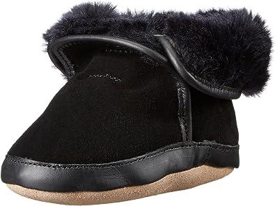 Robeez Baby Boy Cozy Shoes