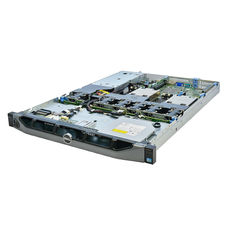 Dell PowerEdge R820 Server 2.40Ghz 40-Core 192GB 3X 1TB 5X Caddies Premium Renewed