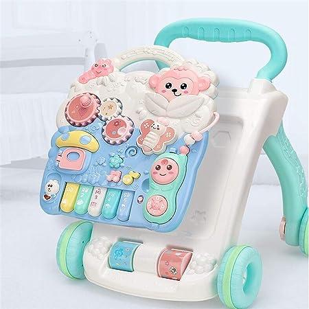 BABIFIS Andador para bebé, patrón múltiple de Primer Paso, para ...