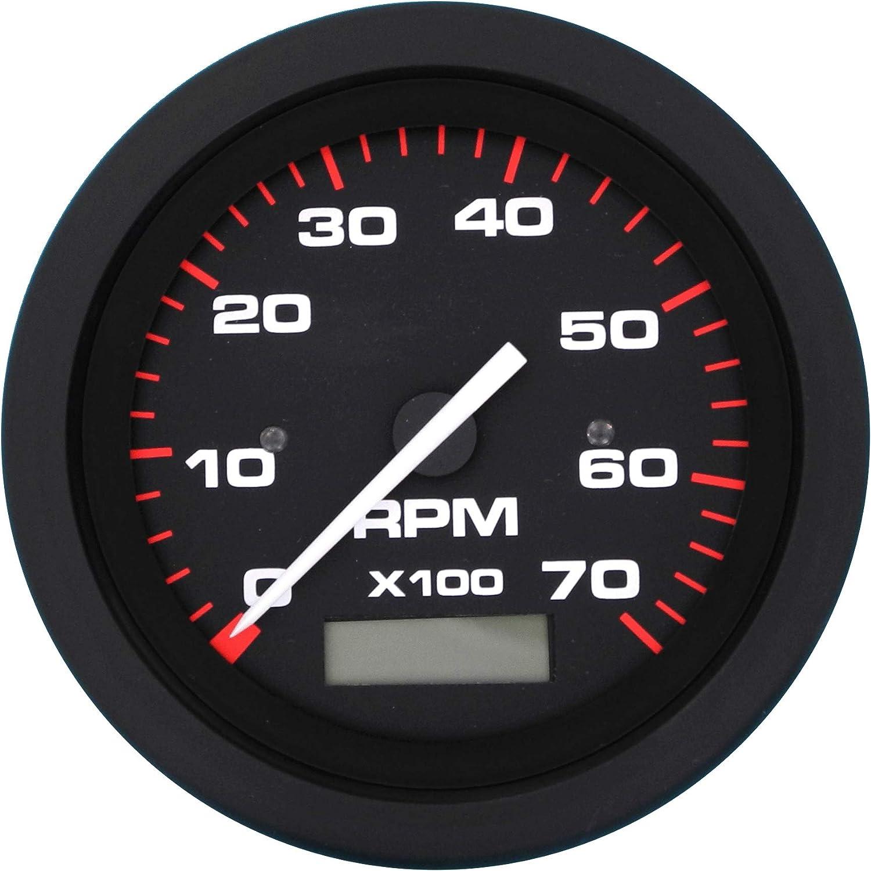 Sierra 65693P Lido Tachometer O//B And I//O Gas Engines 0-7000 RPM