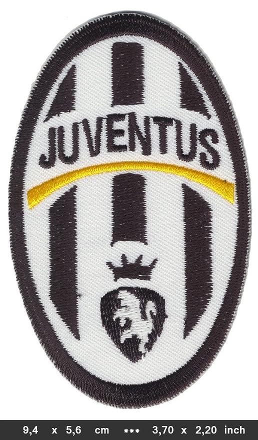 Juventus Turín Torino Juve Sew de hierro en parches de balón de ...
