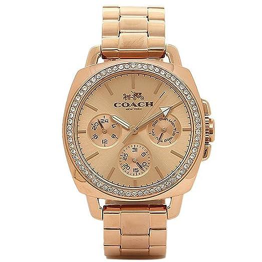 39b245413d71 (コーチ) COACH 腕時計 レディース 14502081 BOYFRIEND ボーイフレンド ゴールド/ゴールド[並行輸入