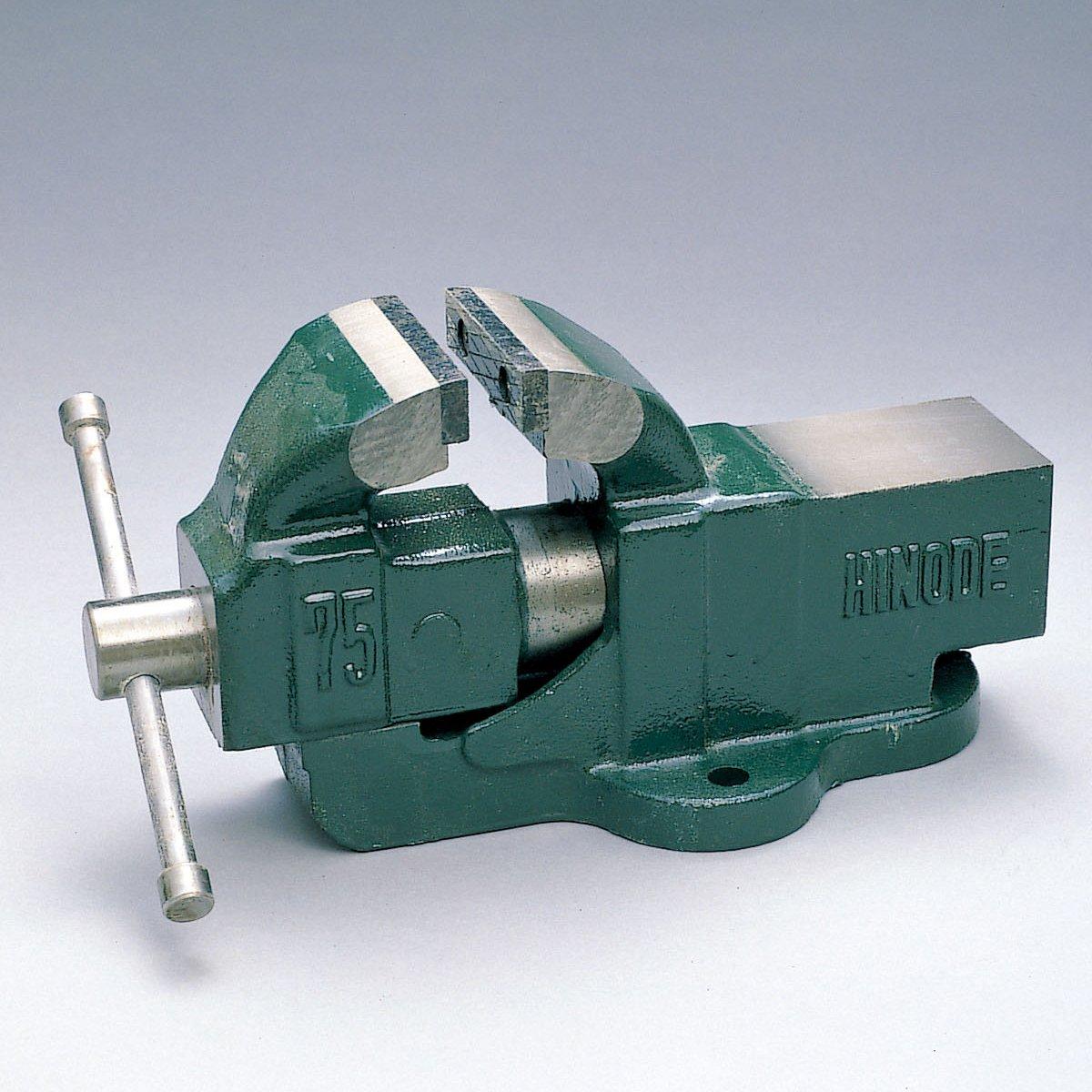 HINODE 金工箱万力 リードバイス 口幅75mm B01N9V8KD8 リード75mm