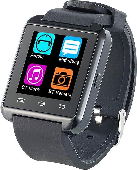 Callstel – Reloj de Pulsera: Manos Libres de Smart Watch SW de 100 ...