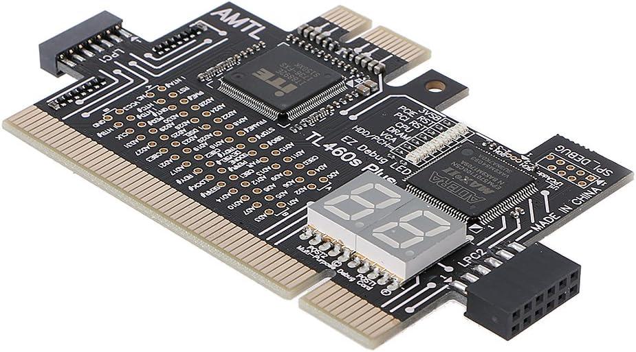 BIlinli Analyzer Diagnostic LPC-DEBUG Card PCI PCI-E LPC-Debug Post Test Kit Motherboard Main Diagnostic Card