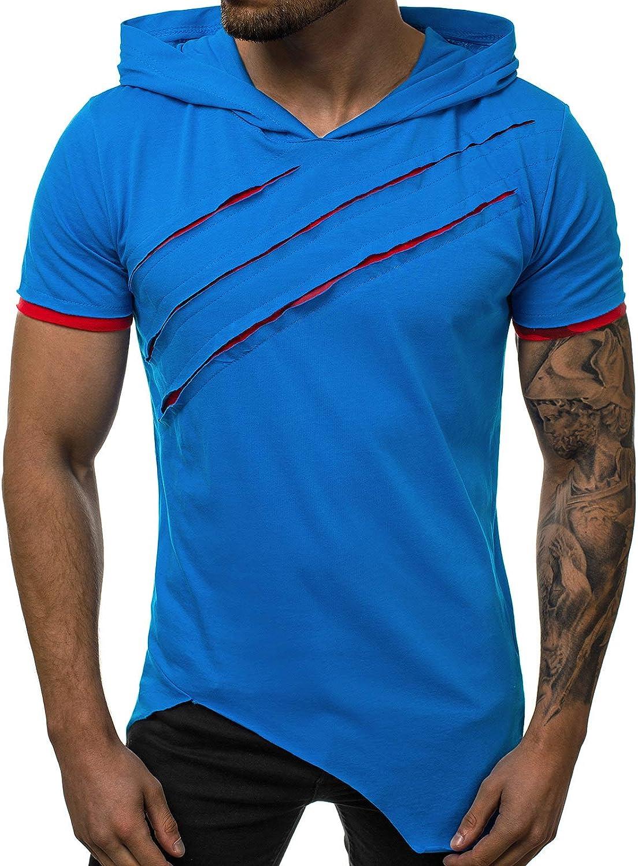 MOODOZ Herren Tank Top Tanktop Tankshirt /Ärmellos Bodybuilding Shirt Unterhemd T-Shirt Tshirt Tee Muskelshirt Achselshirt Tr/ägershirt /Ärmellose Training Sport Fitness O//01265