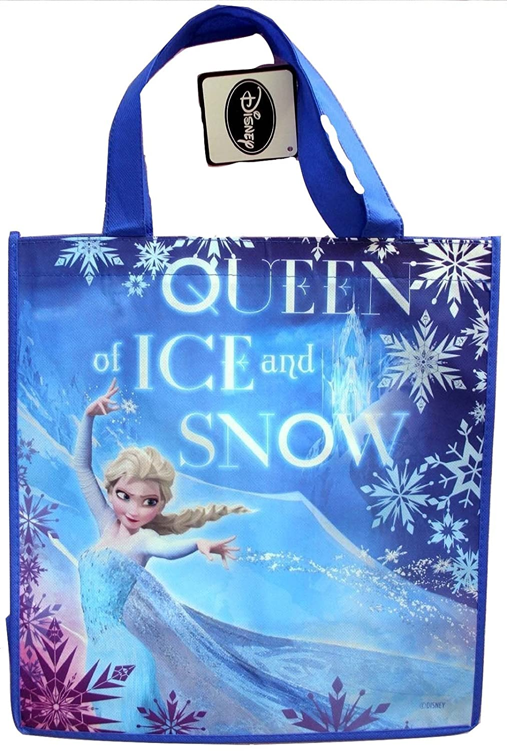 Disney Frozen Queen of Ice and Snow Elsa Tote Bag