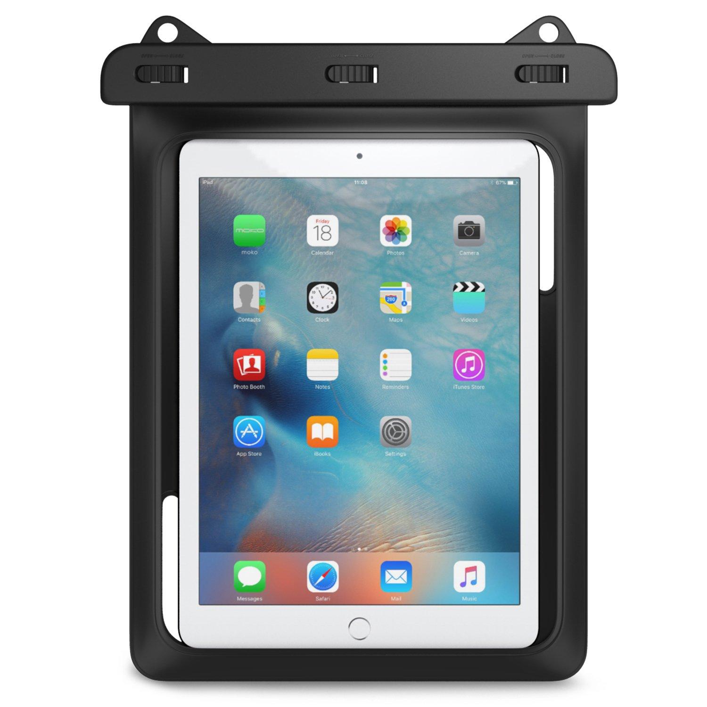 MoKo Funda Impermeable - Funda Bolsa impermeable IPX8 Para iPad 9,7 ...