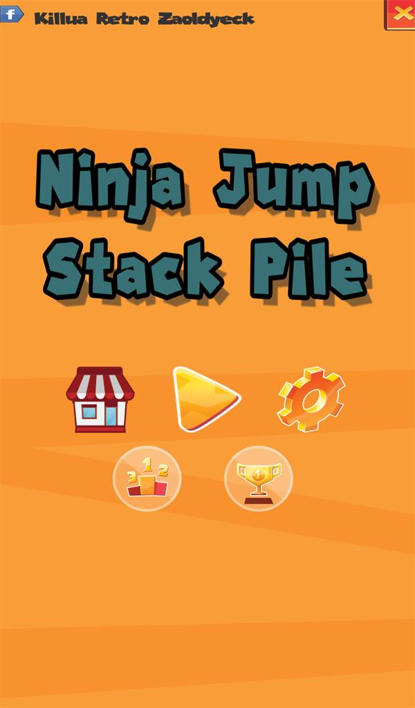 Ninja Jump Stack Pile: Amazon.es: Appstore para Android