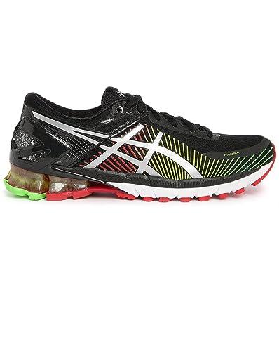 super popular ec66f c3bcc Asics - Sneakers - Men - Black Red Running Gel Kinsei 6 Sneakers for men