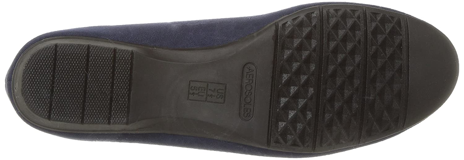 Aerosoles Rite Blau on Damen Dark Blau Rite Fabric 848011