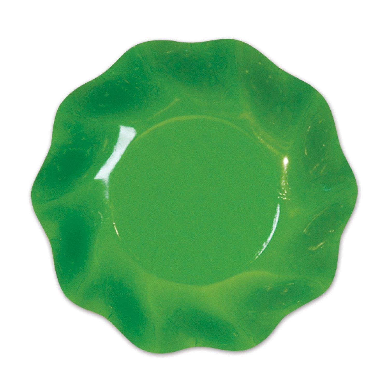 Meadow Green Medium Bowls 10//Pkg The Beistle Company 59500-MDWG
