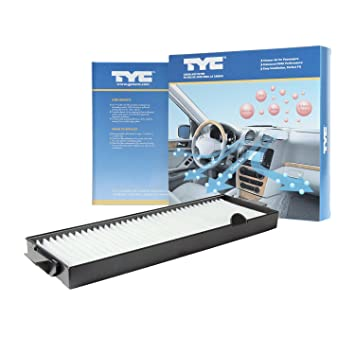 TYC 800141P Saab 9-3 Replacement Cabin Air Filter by TYC