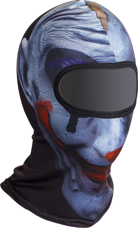"Soxon SH-2 /""Beard/"" Balaclava Ski-Maske Halsw/ärmer Nahtlos Sturm-Haube"