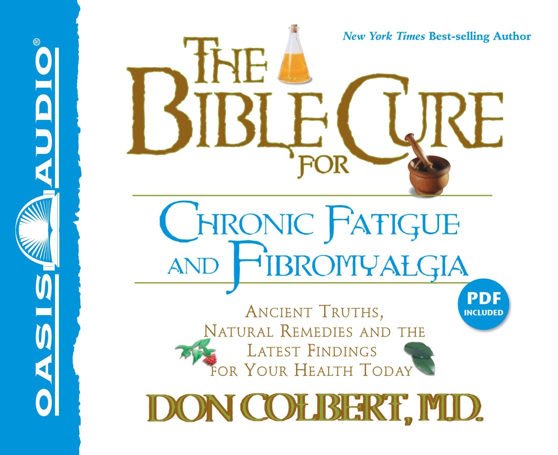 Bible Cure Chronic Fatigue Fibromyalgia