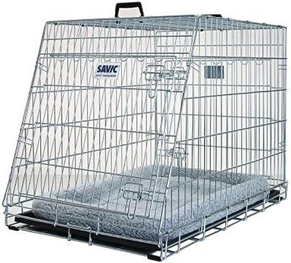 style classique de 2019 grandes marques meilleur en ligne Cage de transport pour chien avec coussin confortable avant ...