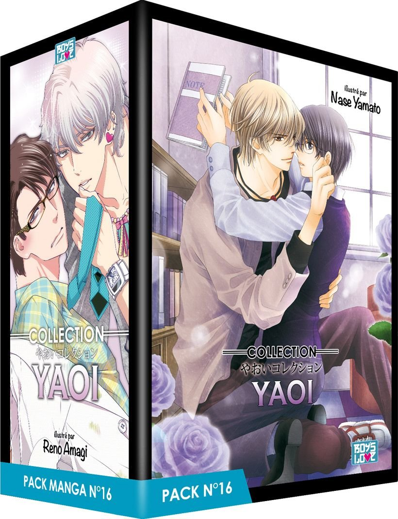 Collection Yaoi Pack N° 16 : 5 mangas (Boys love): Amazon.es: Osp ...