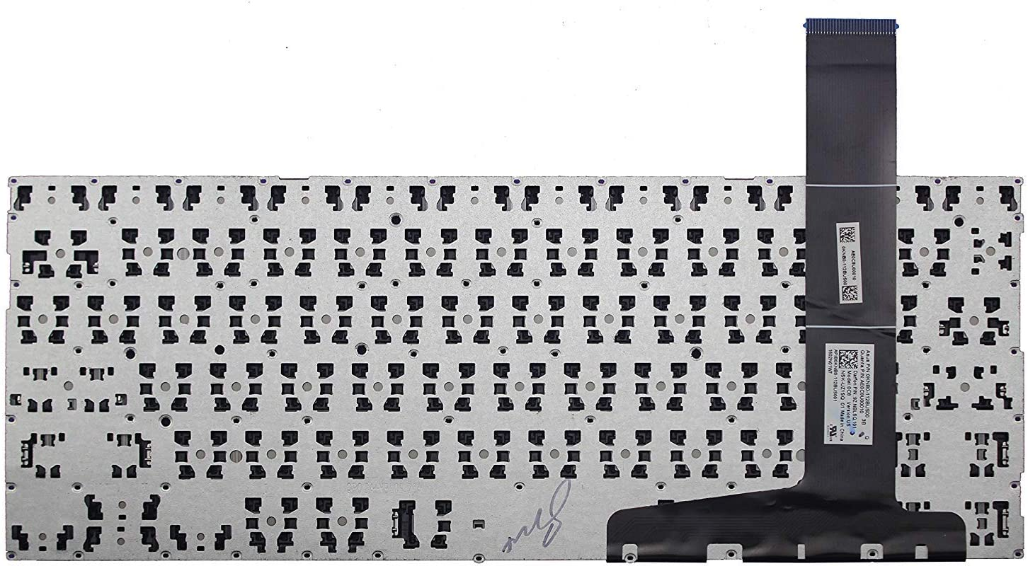 Original New Laptop Replacement US Black Keyboard for ASUS C300MA 9Z.NBLSQ.101 9Z.NBLSQ.11D AE0C8U00010