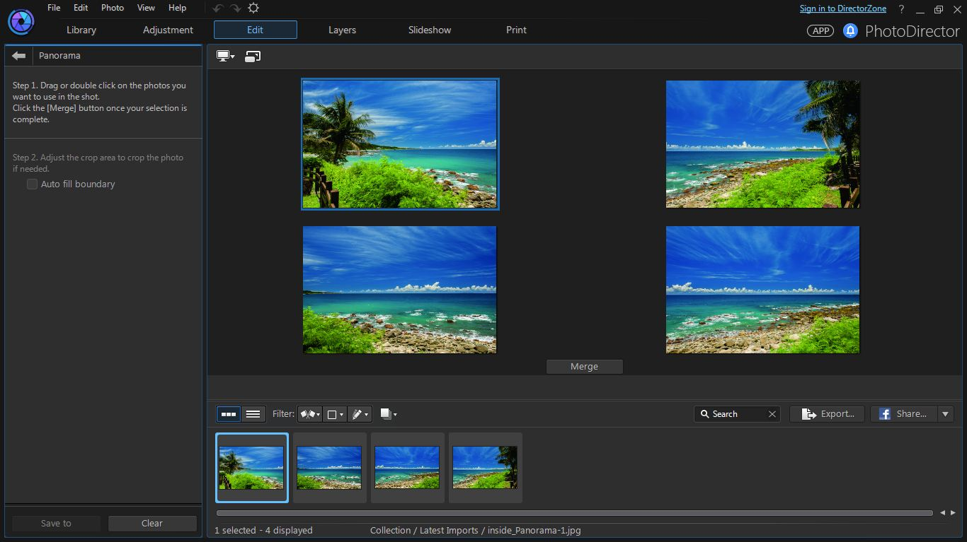 Cyberlink Photo Director 7 Ultra Review