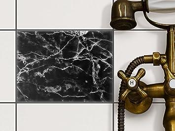 Küchenfliesen Folie bad folie fliesen dekor klebe sticker aufkleber folie