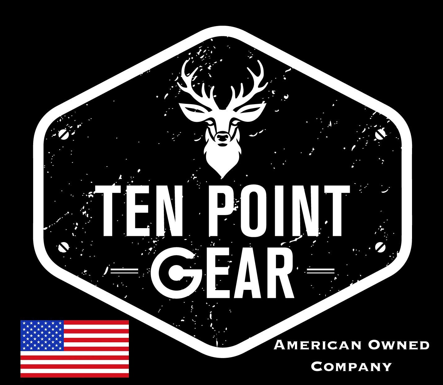 Ten Point Gear Bow Archery Wrist Sling 550 Paracord - Survival Hunting Shooting - Durable Leather with Metal Grommet (Multiple Camo Options) (Pink Camo) by Ten Point Gear